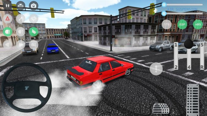 7 best car simulation games for android in 2021; Car Parking and Driving Simulator