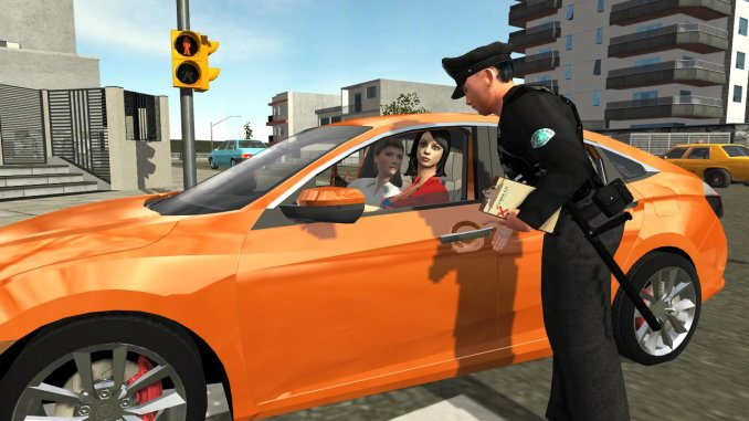 7 best car simulation games for android in 2021; Car Simulator Civic: City Driving