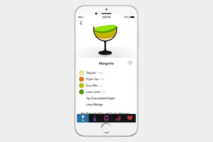 best food and drinks apps for iOS in 2021
