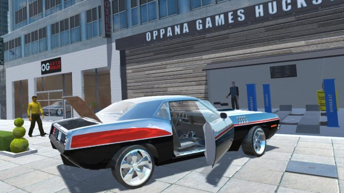 7 best car simulation games for android in 2021; Muscle Car Simulator