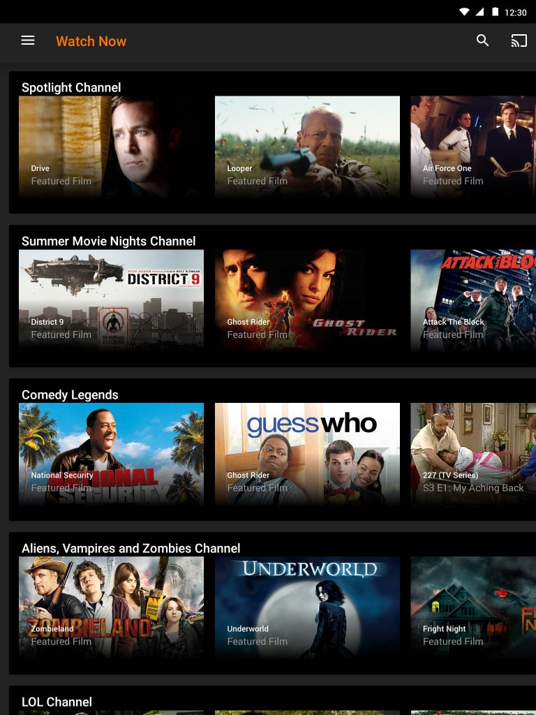 best video streaming apps for android 2021