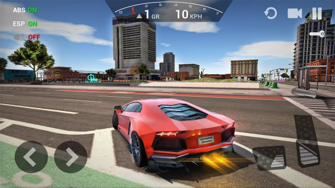 7 best car simulation games for android in 2021; Ultimate Car Driving Simulator