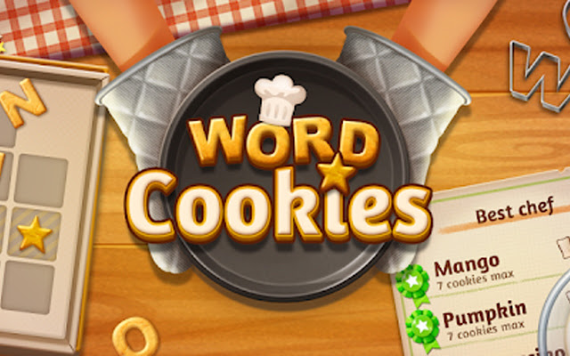 Best Word Games For Android: Word Cookies