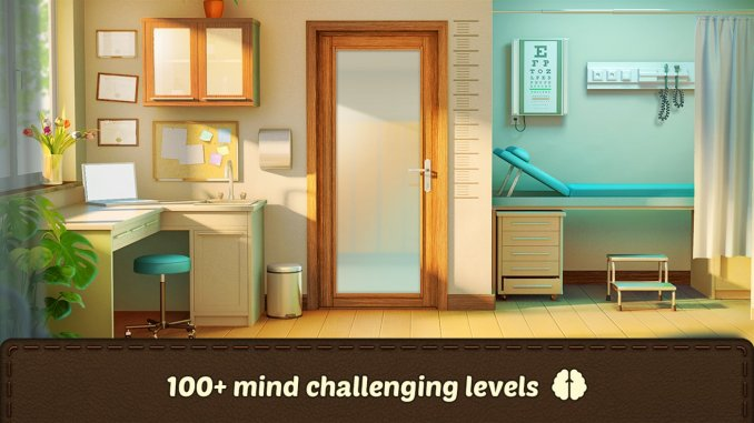 best casual games for PC 2021; 100 Doors Game: Escape From School