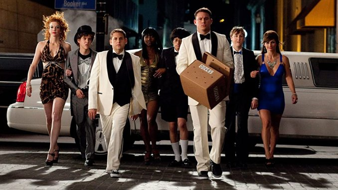 most entertaining movies in the world; 21 Jump Street