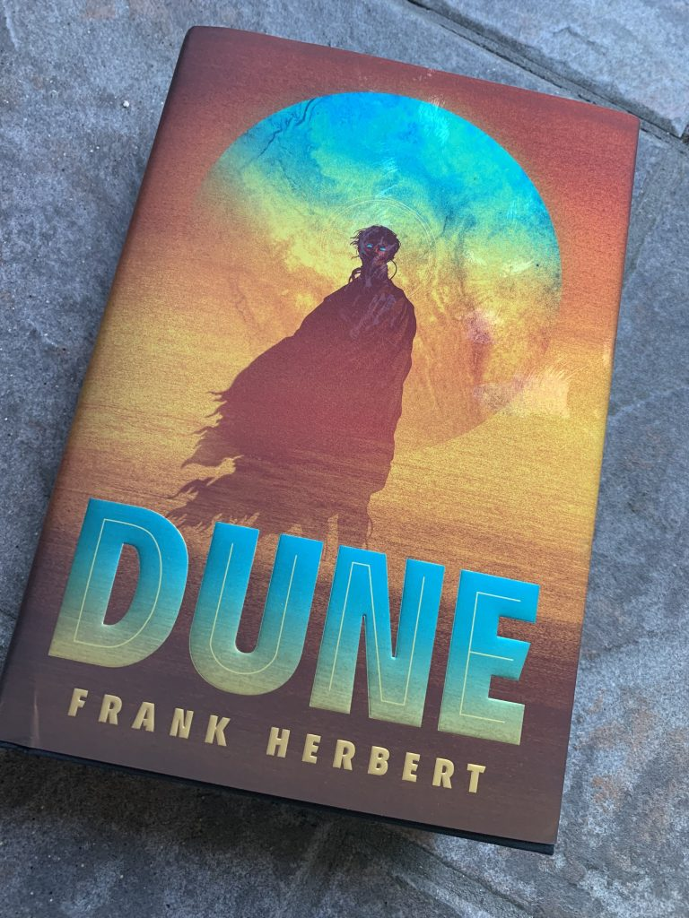 Best Books to Show Adaptations; dune by frank herbert
