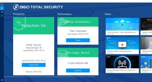 best antivirus apps for PC 2021; 360 total security