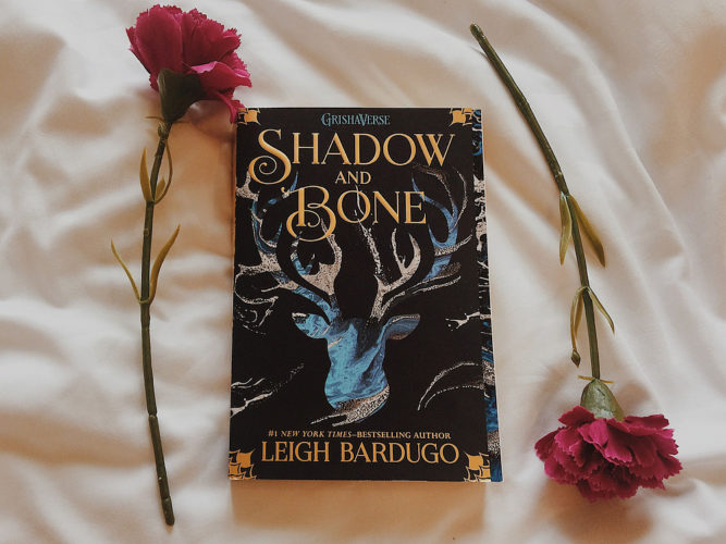 Best Books to Show Adaptations; shadow and bone