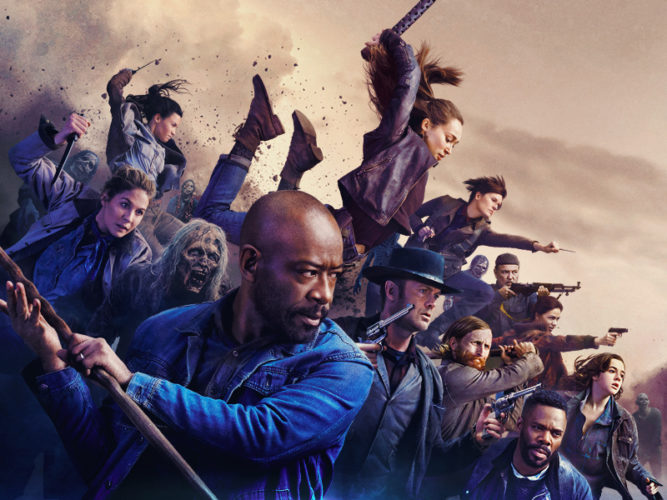 Best Apocalyptic TV Shows to watch; fear of walking dead