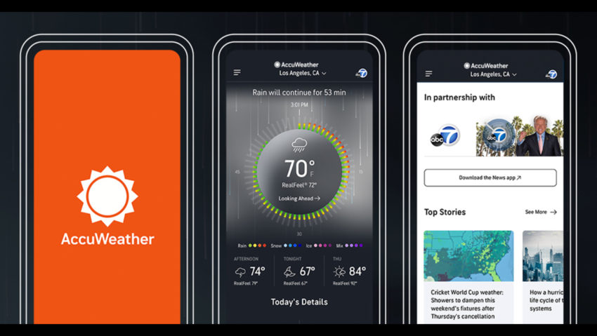 Best Weather Apps for Android 2021;