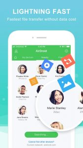 best apps to transfer files from android to iOS 2021; AirDroid