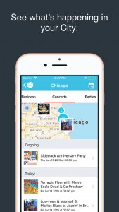 Best Event Apps for iOS in 2021; all events in city