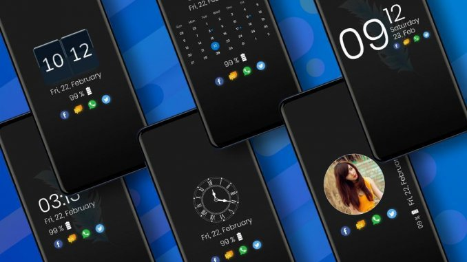best personalization apps for android 2021; Always on AMOLED | Edge Lightning