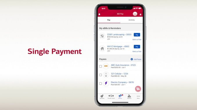 best mobile banking apps in 2021; Bank of America Mobile Banking