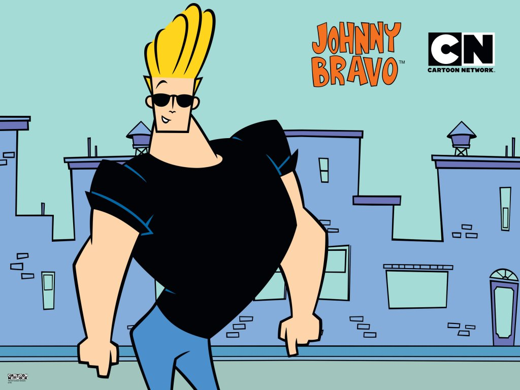 Best 90s Cartoon Network Shows- jhonny bravo