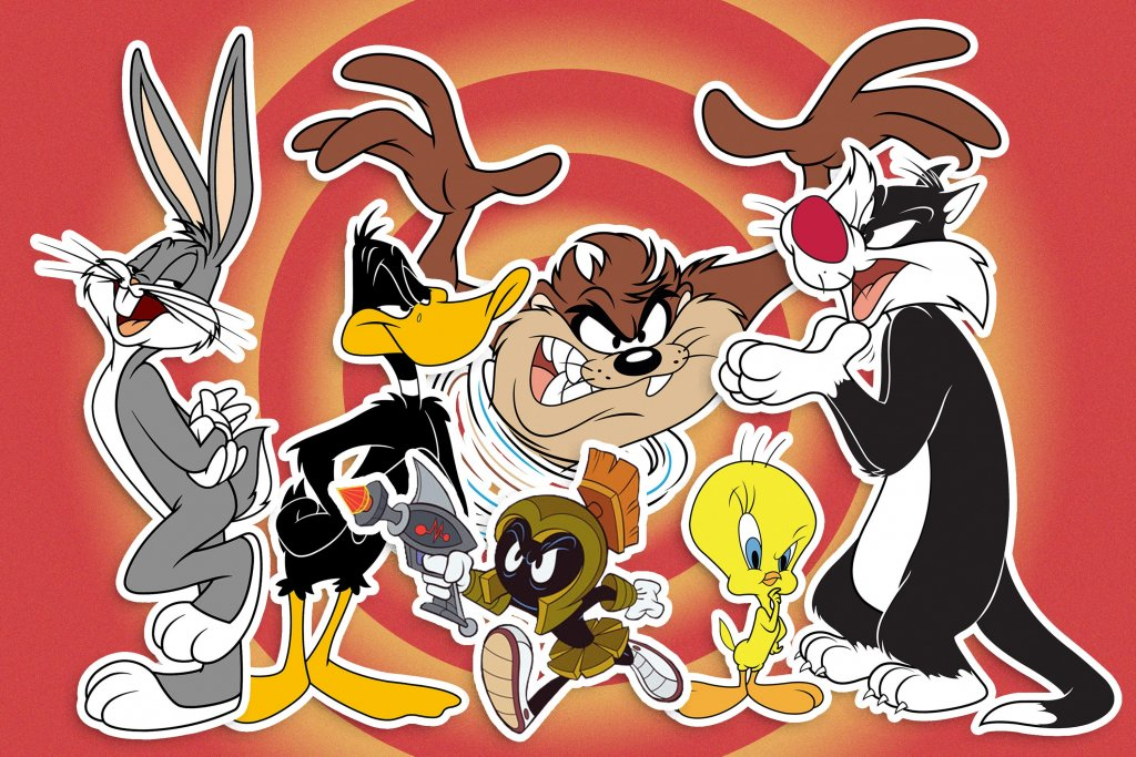 Best 90s Cartoon Network Shows- looney toons
