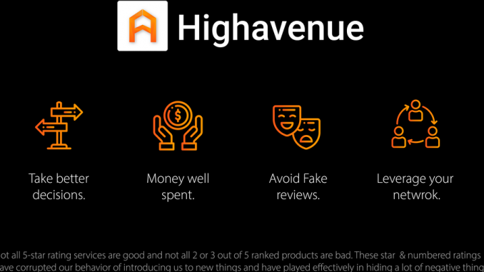 Best Android Augmented Reality Apps- highavenue