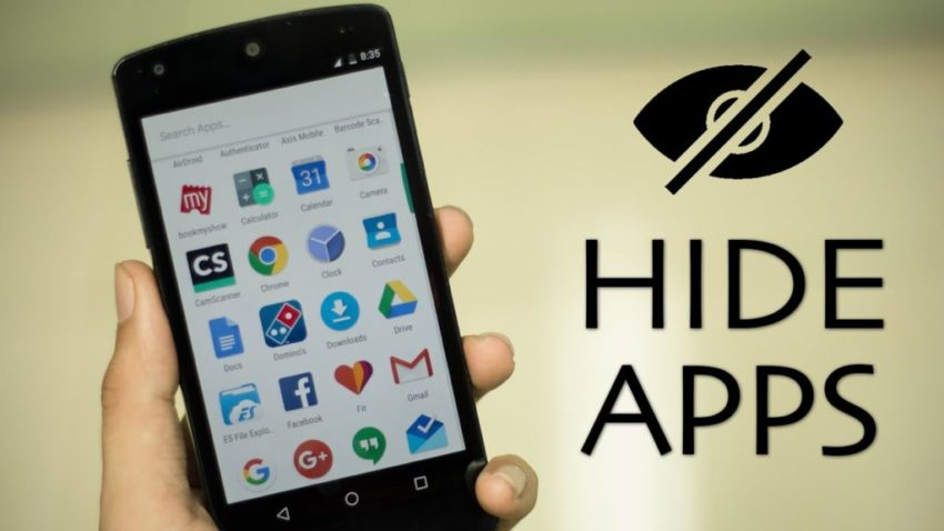 Best Android Hiding Apps