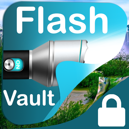 Best Hiding Apps; flash vault