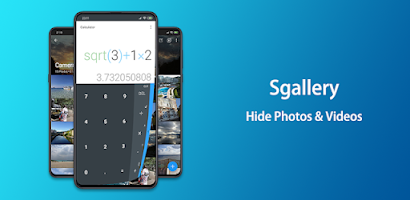 Best photo Hiding Apps; sgallery