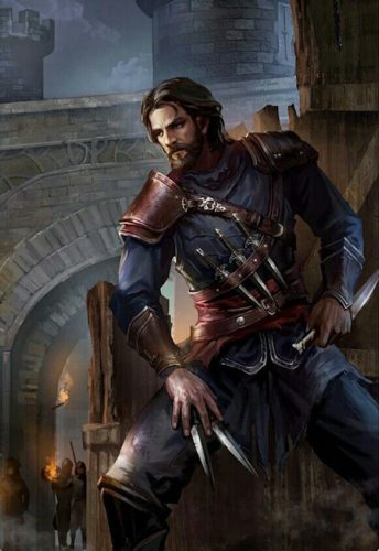 Best Role-Playing Games; D & D medieval fantasy