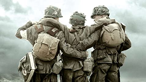 Best Historically Accurate Tv Shows- band of brothers