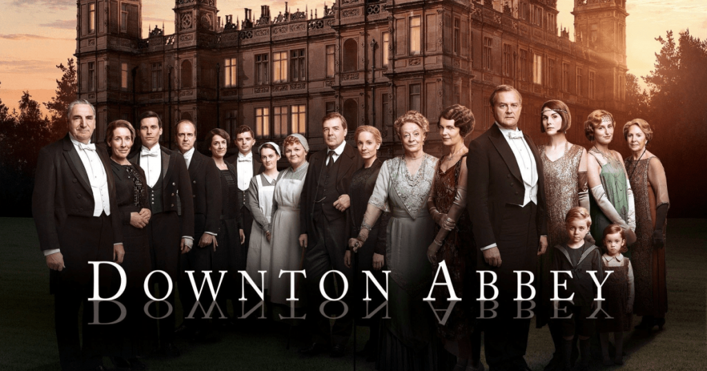 Best Historically Accurate Tv Shows- downton-abbey