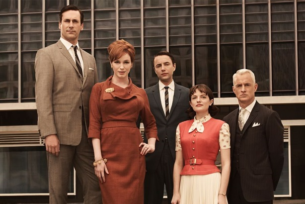 Best Historically Accurate Tv Shows-mad men