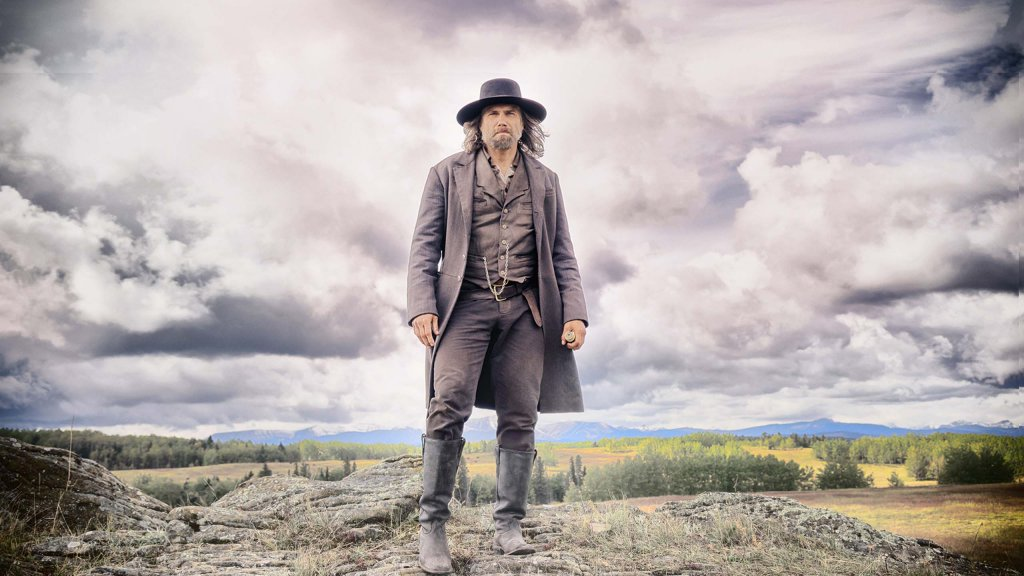 Best Historically Accurate Tv Shows- hell on wheels