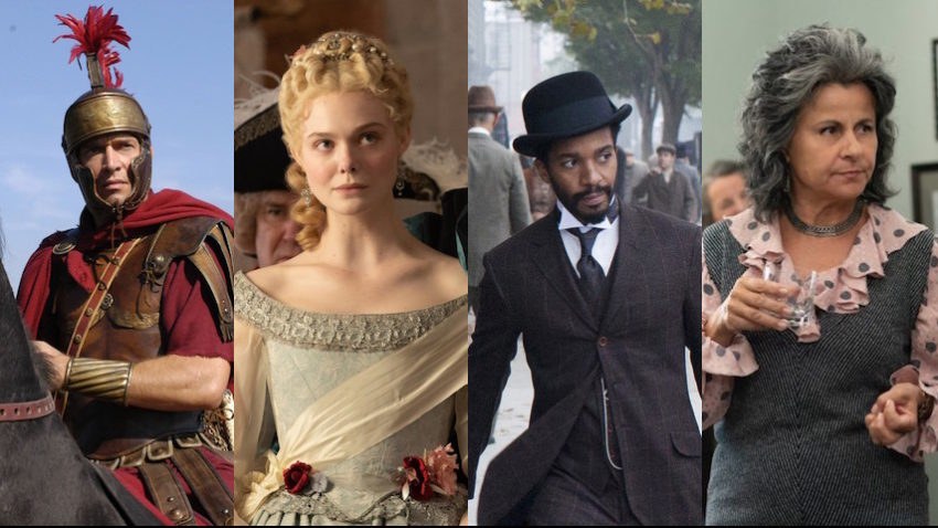 Best Historically Accurate Tv Shows