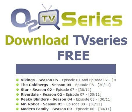 Best Sites To Download Television Series- 02tvseries