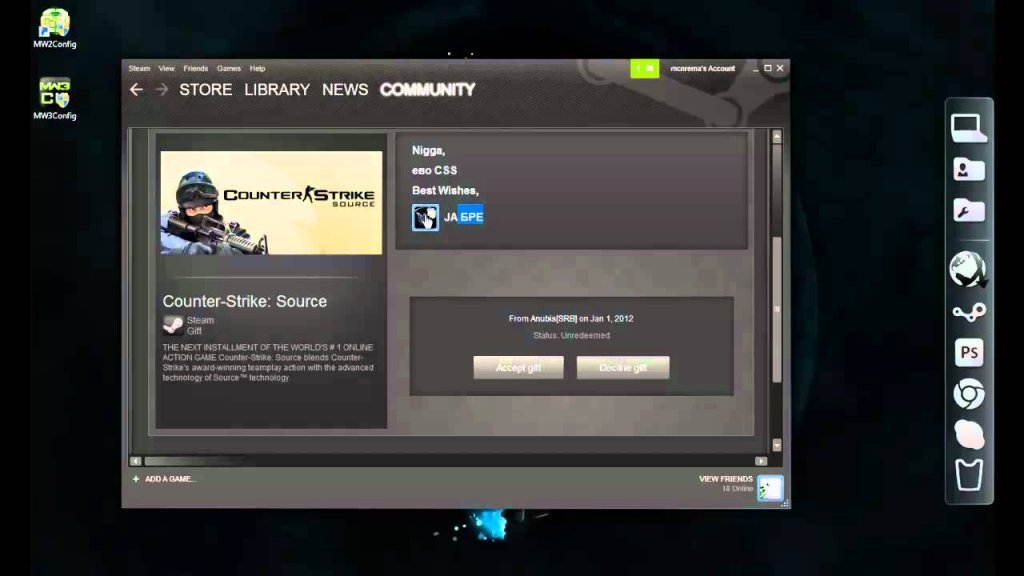 Best Websites To Download Paid PC Games For Free- steam gifts