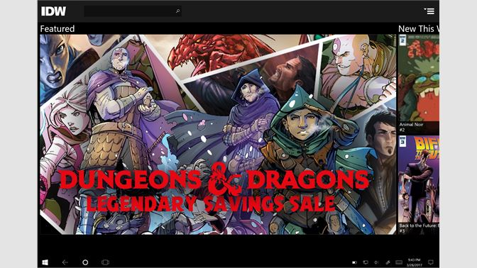 best comics apps for pc 2021;