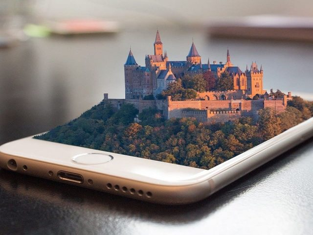 Best iOS Augmented Reality apps