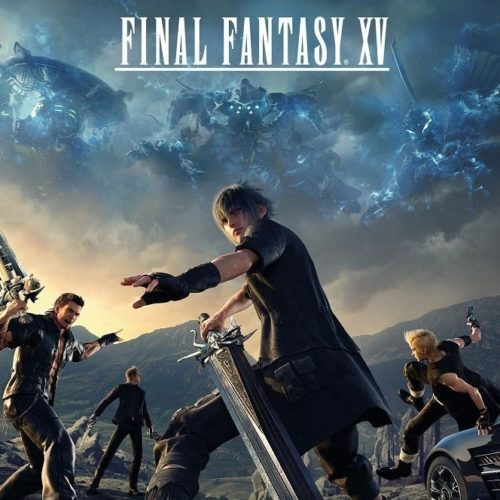 Best iOS Role-playing Games- final fantasy XV
