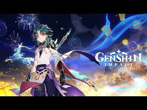 Best iOS Role-playing Games- genshen Impact