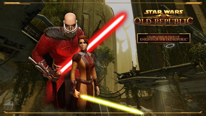 Best iOS Role-playing Games- star war kotor