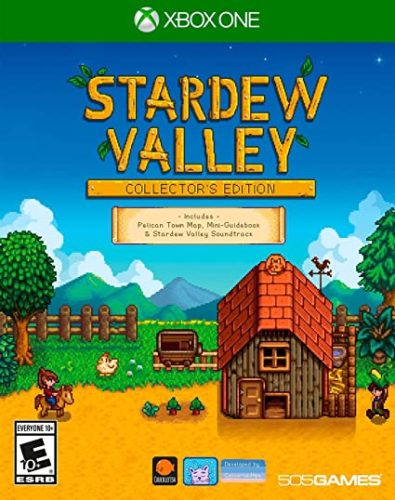 Best iOS Role-playing Games- straw dew valley
