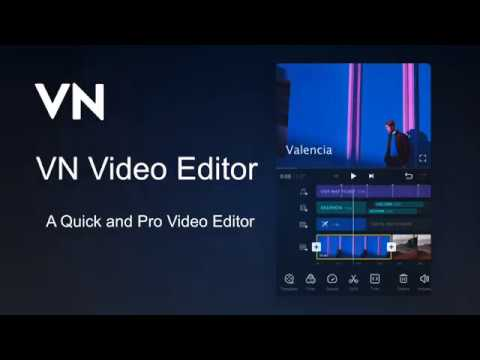 Best iOS Video Editing Apps- VN Video Editor