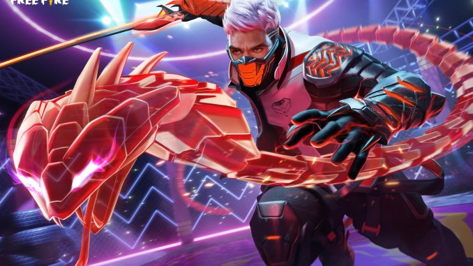 best multiplayer games for iOS 2021; Garena Free Fire