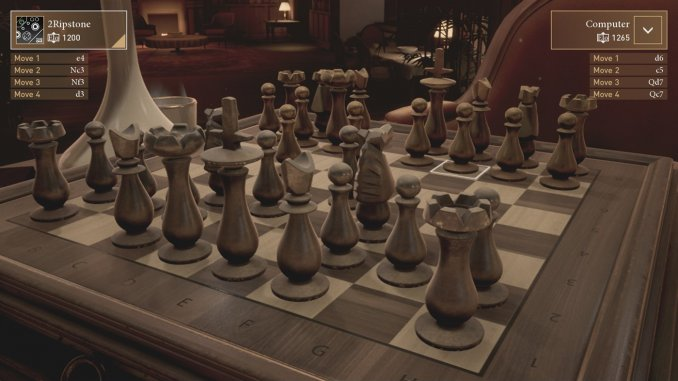 best casual games for PC 2021; Chess Ultra