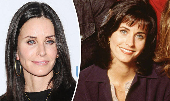 most interesting facts about the Friends TV Series; Courteney Cox Is Most Like Her Character