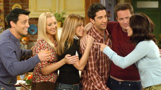 most interesting facts about the Friends TV Series; Critics Weren't Raving at First