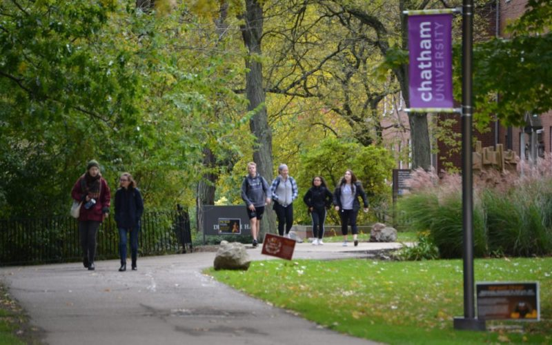 Best Business Schools in Pittsburgh : Chatham University