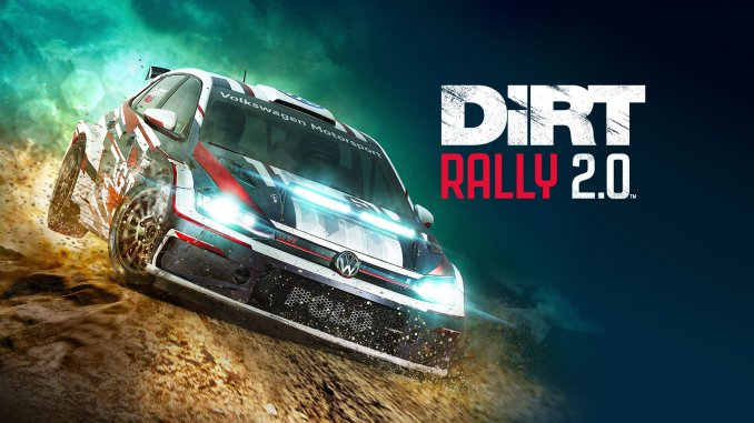 Best driving simulation games for PC 2021; Dirt Rally 2