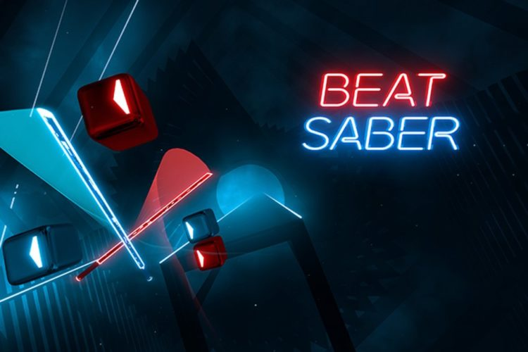 Best Music Games for PC :Beat Saber