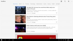 best news and magazine apps for PC; google news