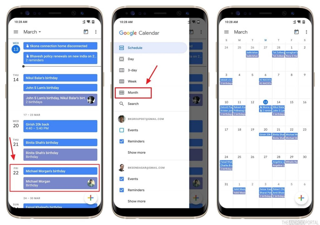 Best calendar apps for android 2021;