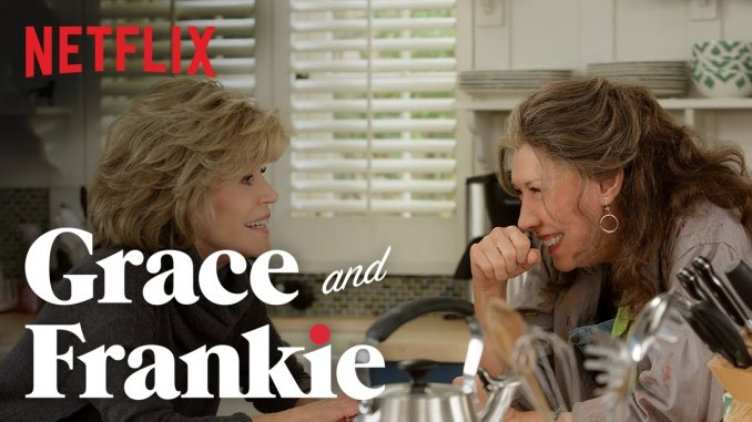 best American TV series that are worth watching; Grace and Frankie