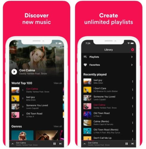 Best music player apps for ios 2021; Music Player